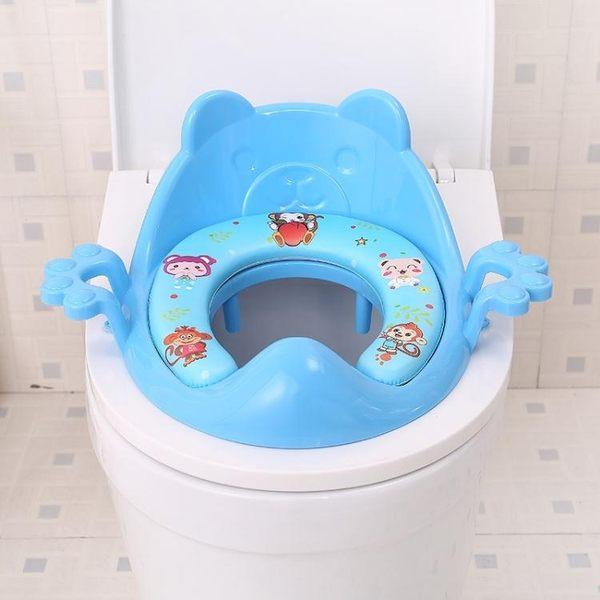 坐便器加大號兒童坐便器馬桶圈男寶寶坐便圈女小孩馬桶蓋墊嬰幼兒座便器·樂享生活館