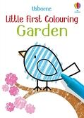 Little First Colouring Garden 花園著色書