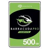 Seagate新梭魚BarraCuda Pro 500GB 2.5吋 7200轉硬碟 ST500LM034