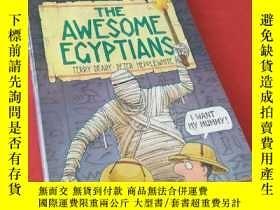 二手書博民逛書店The罕見Awesome Egyptians (Horrible