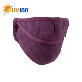 UV100 防曬 抗UV 暢快呼吸保暖口罩-中性