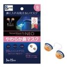 【2003938】柔軟型隱形口罩PM2.5 ( 3入)S