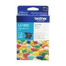Brother LC40 C 原廠墨水匣 盒裝 適用於J525W/J725DW/J925DW/J430W/J432W/J625DW/J825DW