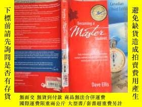 二手書博民逛書店becoming罕見a maftel studentY10334
