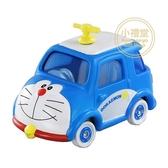 〔小禮堂〕哆啦A夢 TOMICA小汽車《藍.竹蜻蜓》模型.公仔.玩具 4904810-96458