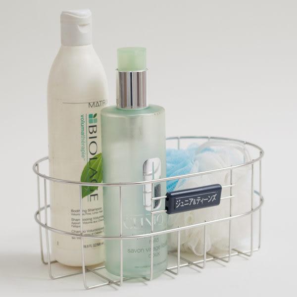 瀝水  置物架 廚房浴室【F0014】不鏽鋼萬用置物籃 MIT台灣製  完美主義