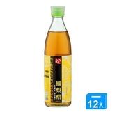 百家珍鳳梨醋600ml*12【愛買】
