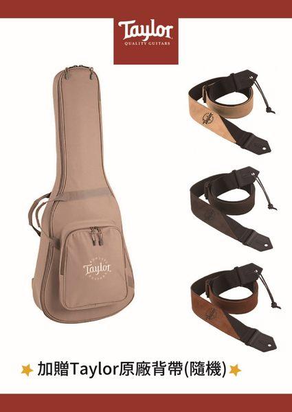 【非凡樂器】Taylor 214CE-SB-DLX 電木吉他 / 民謠吉他 / 贈原廠背帶+超值配件包 / 公司貨保固