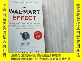 二手書博民逛書店THE罕見WAL-MART EFFECT 32開【內頁乾淨】Y1