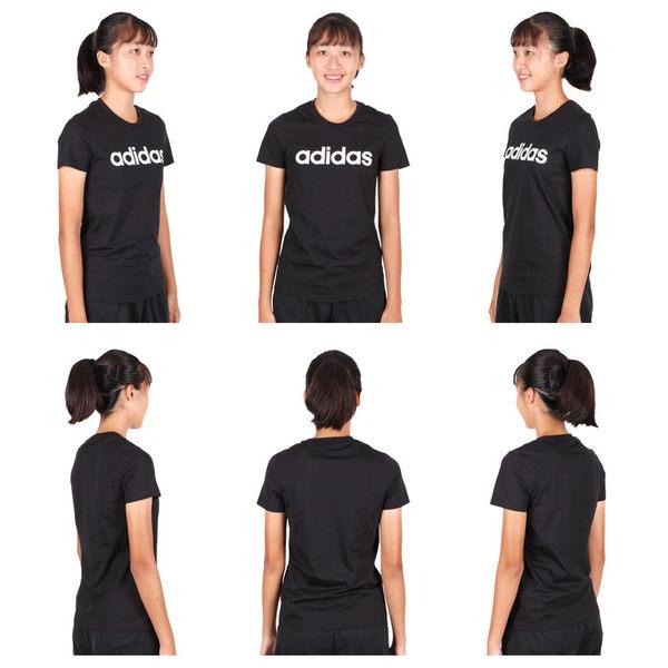 ADIDAS 女短袖T恤(慢跑 路跑 愛迪達 免運 ≡排汗專家≡