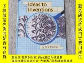 二手書博民逛書店Ideas罕見to Inventions(Social Stud