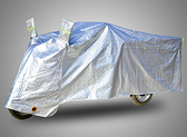 電動三輪車車罩老年代步車衣三輪摩托車披防雨防曬罩冬季通用加厚 ATF 夏季新品