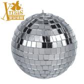 【X mas聖誕特輯】鏡面球(20cm,1入) X0717600
