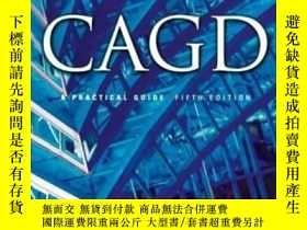 二手書博民逛書店Curves罕見And Surfaces For Cagd-Cagd的曲線曲面Y436638 Gerald F