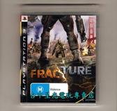 【PS3原版片 可刷卡】☆ 破碎戰爭 FRAC TURE ☆英文歐版全新品【特價優惠】台中星光電玩