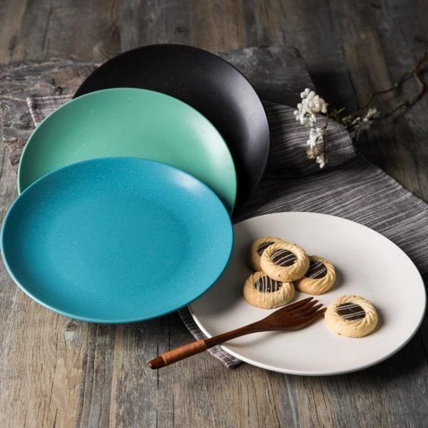 陶典創意陶瓷盤子點心盤西餐盤