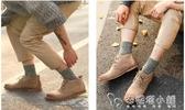 襪子男士中筒棉襪秋冬季加厚加絨保暖長筒防臭吸汗運動長襪潮男襪 安妮塔小舖