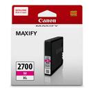 PGI-2700XL M CANON  原廠紅色高容量XL墨水匣 IB4070/MB5070