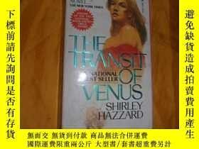 二手書博民逛書店THE罕見TRANSIT OF VENUSY3121 A BOO