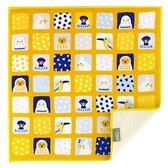 【日本製】【+ima】今治毛巾手帕 賞鳥主題圖案 SD-4095 - 日本製 今治毛巾