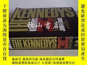 二手書博民逛書店kennedys罕見dynasty and disaster 1