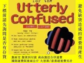 二手書博民逛書店Statistics罕見For The Utterly Confused, 2nd EditionY36468