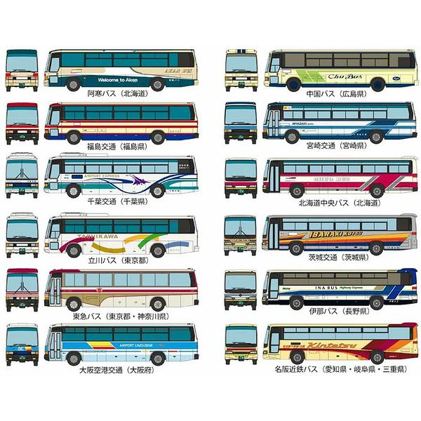 TOMYTEC 巴士收藏第24彈_TV28777