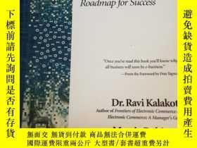 二手書博民逛書店E-Business:罕見Roadmap for Success