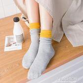 長統襪 襪子堆堆襪韓國棉襪學院風中筒襪日繫復古森繫學生襪 Ifashion