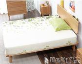 雙人床架 北歐全實木床1.5m現代簡約1.8米經濟型小戶型日式雙人床主臥igo 寶貝計畫