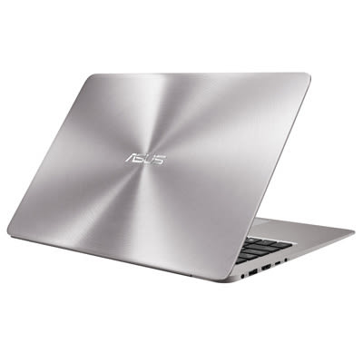 【綠蔭-免運】華碩 UX410UF-0043A8250U (石英灰) 14吋 筆記型電腦