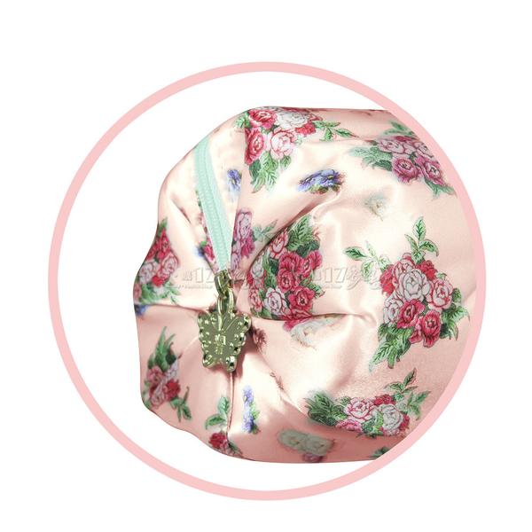 【VT薇拉寶盒】ANNA SUI 安娜蘇 迷人薔薇化妝包