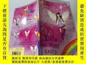 二手書博民逛書店Evie罕見the Mist Fairy:霧精靈伊芙.Y200392