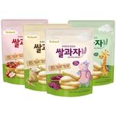 韓國ibobomi 嬰兒米餅(30g) 蘋果/菠菜/原味/紫薯 款式可選【小三美日】