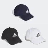 ADIDAS 經典風格可調式棒球帽 鴨舌帽 老帽 遮陽帽 FK0898 FK0899 GE0759 【樂買網】