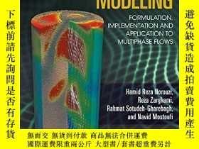 二手書博民逛書店Coupled罕見CFD-DEM Modeling: Formu