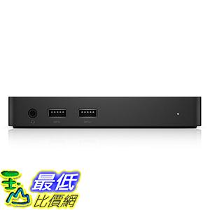 [美國直購] Dell 戴爾 452-BBZI 擴充座 USB 3.0 Dual Display Universal Dock D1000