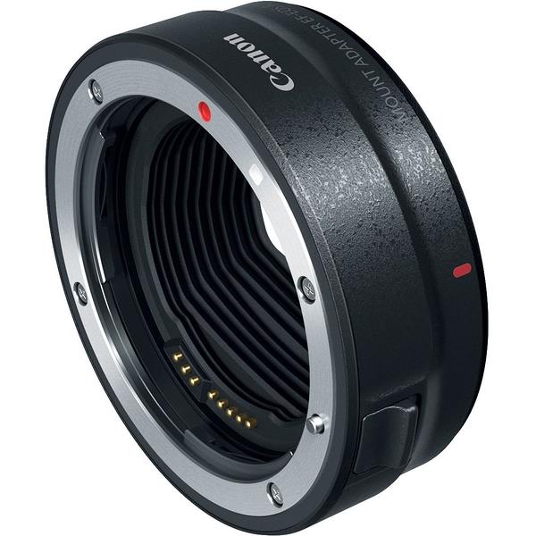 *補貨中*【彩盒裝】Canon 鏡頭轉接環 EF-EOS R 無控制環【平行輸入】WW