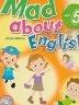 二手書R2YBj 2005年1月初版《5 Mad about English E