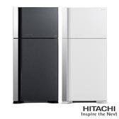 日立 HITACHI 1級能效 570L雙門變頻冰箱 RG599 RG-599 RG599BGGR RG599BGPW 限北北基安裝配送