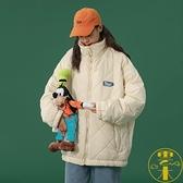 棉服女冬季保暖寬鬆加厚棉衣學生時尚棉襖外套【雲木雜貨】