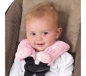 美國 Summer-寶寶肩頸保護墊(粉紅) 77500 好娃娃