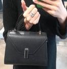 ■現貨在台 ■專櫃83折■ Valextra 全新真品 義大利頂級品牌Mini Iside 兩用包 黑色