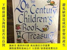 二手書博民逛書店The罕見20th-Century Children s Boo