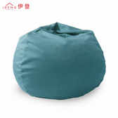 伊登 麻糬 懶骨頭沙發藍綠