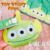 日本 迪士尼 玩具總動員 三眼怪 扣環一體成形環保手提袋 收納袋 購物袋 環保購物袋 COCOS KS180
