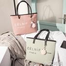 包包女2020新款潮韓版時尚百搭單肩包手提大包包大容量磨砂托特包【小艾新品】