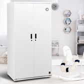 收藏家 AHD-1500MW 電子防潮衣櫃|鞋櫃(明亮白)