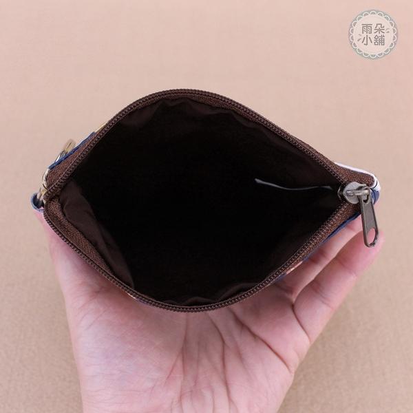 雨朵防水包 M048-262 扁型四方零錢包