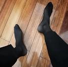 紳士西裝襪 現貨 絲襪男商務性感透氣紳士襪男絲襪黑戀足超薄【快速出貨七折下殺】